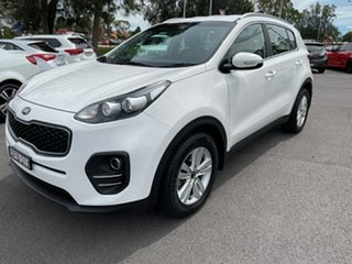 2016 Kia Sportage QL MY16 Si 2WD White 6 Speed Sports Automatic Wagon.