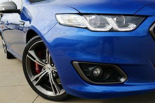 2017 Ford Falcon FG X XR8 Blue 6 Speed Auto Seq Sportshift Sedan.