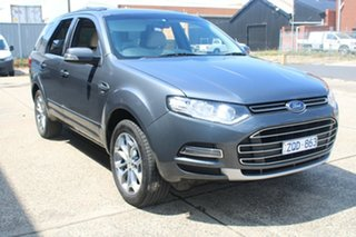 2013 Ford Territory SZ Titanium (RWD) Grey 6 Speed Automatic Wagon.