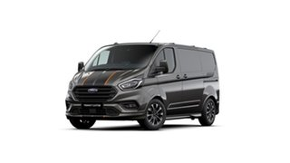 2020 Ford Transit Custom VN 2020.50MY 320S (Low Roof) Sport Magnetic 6 Speed Automatic Van.