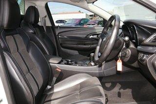 2014 Holden Ute VF SV6 White 6 Speed Manual Utility