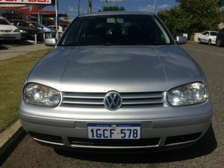 2003 Volkswagen Golf 1.6 Generation Silver 5 Speed Manual Hatchback.