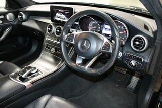 2016 Mercedes-Benz C250 205 MY16 Black 7 Speed Automatic Sedan