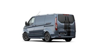 2020 Ford Transit Custom VN 2020.50MY 320S (Low Roof) Sport Blue 6 Speed Automatic Van