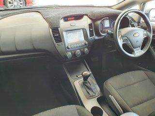 2014 Kia Cerato YD MY15 SI Silver 6 Speed Sports Automatic Sedan