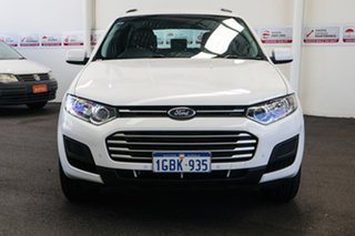 2016 Ford Territory SZ MK2 TX (4x4) White 6 Speed Automatic Wagon.