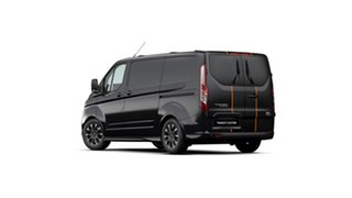 2021 Ford Transit VN 2021.25MY 320S (Low Roof) Sport Agate Black Metallic 6 Speed Automatic Van