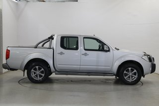 2014 Nissan Navara D40 S6 MY12 ST Silver 5 Speed Sports Automatic Utility