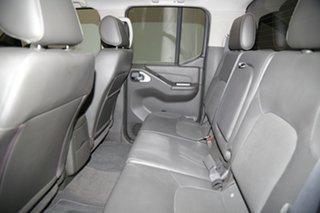 2014 Nissan Navara D40 S6 MY12 ST Silver 5 Speed Sports Automatic Utility