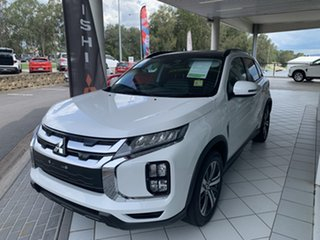 2020 Mitsubishi ASX XD MY21 Exceed 2WD Starlight 1 Speed Constant Variable Wagon