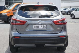 2018 Nissan Qashqai J11 Series 2 N-TEC X-tronic Grey 1 Speed Constant Variable Wagon