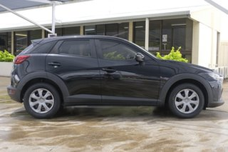2015 Mazda CX-3 DK2W7A Neo SKYACTIV-Drive Jet Black 6 Speed Sports Automatic Wagon.