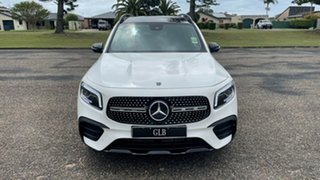2020 Mercedes-Benz GLB-Class X247 800+050MY GLB250 DCT 4MATIC Polar White 8 Speed.