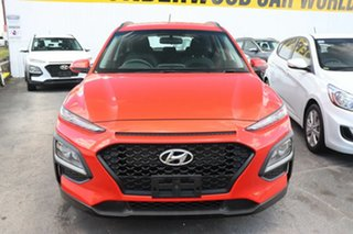 2019 Hyundai Kona OS.2 MY19 Go 2WD Tangerine Comet 6 Speed Sports Automatic Wagon.