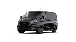 2021 Ford Transit VN 2021.25MY 320S (Low Roof) Sport Agate Black Metallic 6 Speed Automatic Van.