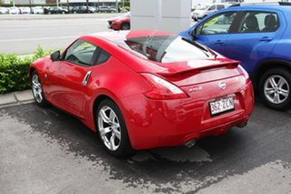 2009 Nissan 370Z Z34 Red 7 Speed Sports Automatic Coupe.