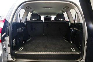 2015 Toyota Landcruiser Prado GDJ150R MY16 VX (4x4) Silver Pearl 6 Speed Automatic Wagon