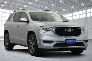 2018 Holden Acadia AC MY19 LTZ-V 2WD Silver 9 Speed Sports Automatic Wagon.