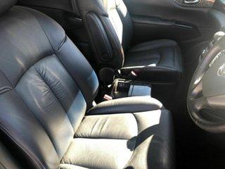 2011 Nissan Elgrand E52 Rider Black 5 Speed Automatic Wagon
