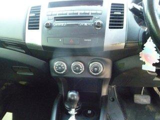 2011 Peugeot 4007 ST DCS Auto HDi Black 6 Speed Sports Automatic Dual Clutch Wagon