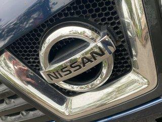 2009 Nissan Dualis J10 MY2009 ST Hatch Metallic Blue 6 Speed Manual Hatchback