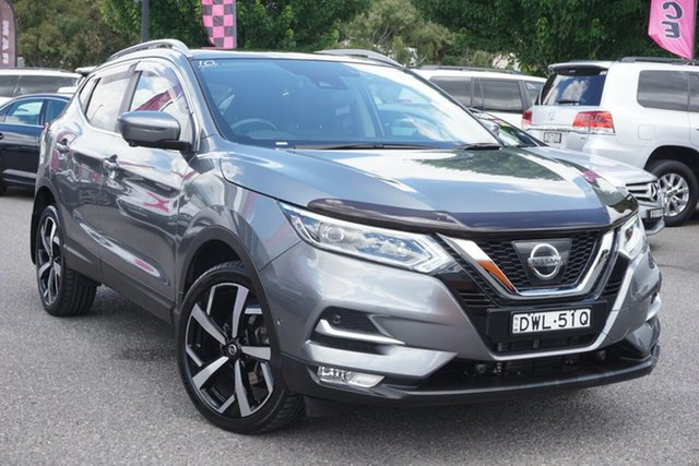 Used Nissan Qashqai J11 Series 2 N-TEC X-tronic Phillip, 2018 Nissan Qashqai J11 Series 2 N-TEC X-tronic Grey 1 Speed Constant Variable Wagon