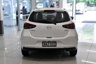 2020 Mazda 2 DJ2HAA G15 SKYACTIV-Drive GT White 6 Speed Sports Automatic Hatchback.