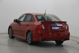 2009 Subaru Impreza G3 MY10 WRX AWD Red 5 Speed Manual Sedan