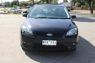 2008 Ford Focus LT Zetec Black 4 Speed Automatic Hatchback.