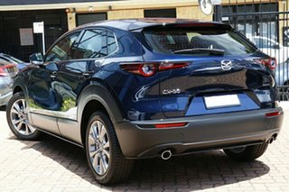 2020 Mazda CX-30 DM2WLA G25 SKYACTIV-Drive Touring Sonic Silver 6 Speed Sports Automatic Wagon.