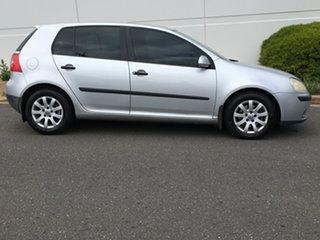 2005 Volkswagen Golf V Comfortline DSG 6 Speed Sports Automatic Dual Clutch Hatchback.