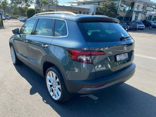 2018 Skoda Karoq NU MY19 110TSI DSG FWD Grey 7 Speed Sports Automatic Dual Clutch Wagon