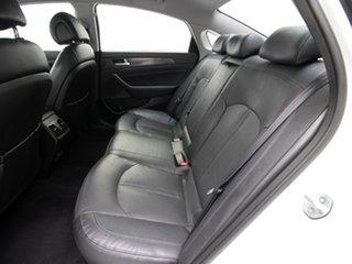 2016 Hyundai Sonata LF Elite White 6 Speed Automatic Sedan