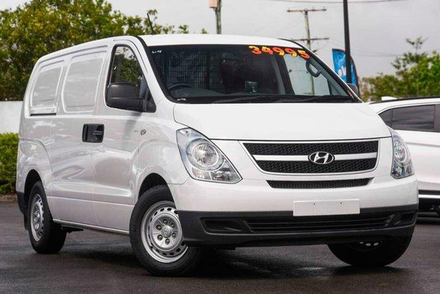 Used Hyundai iLOAD TQ2-V MY15 Mount Gravatt, 2015 Hyundai iLOAD TQ2-V MY15 White 5 Speed Automatic Van