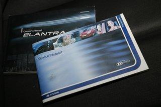 2010 Hyundai Elantra HD MY10 SLX Continental Silver 4 Speed Automatic Sedan