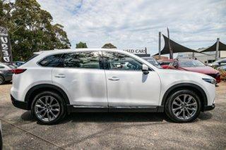 2019 Mazda CX-9 TC Azami SKYACTIV-Drive White 6 Speed Sports Automatic Wagon