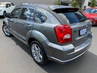 2012 Dodge Caliber PM MY12 SXT Grey 6 Speed Constant Variable Hatchback.