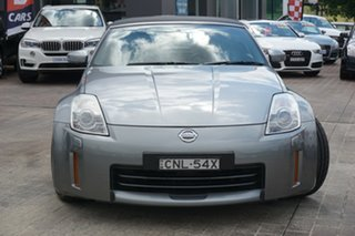 2007 Nissan 350Z Z33 MY07 Touring Grey 5 Speed Sports Automatic Coupe.