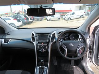 2014 Hyundai i30 Active Silver Automatic Hatchback