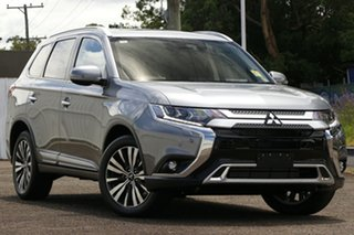 2020 Mitsubishi Outlander ZL MY21 Exceed AWD Titanium 6 Speed Sports Automatic Wagon.