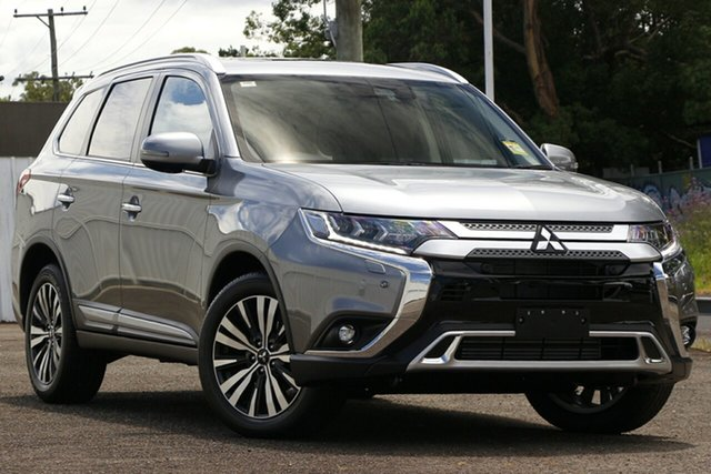 New Mitsubishi Outlander ZL MY21 Exceed AWD North Gosford, 2020 Mitsubishi Outlander ZL MY21 Exceed AWD Titanium 6 Speed Sports Automatic Wagon