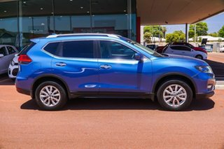 2020 Nissan X-Trail T32 Series II ST-L X-tronic 2WD Blue 7 Speed Constant Variable Wagon