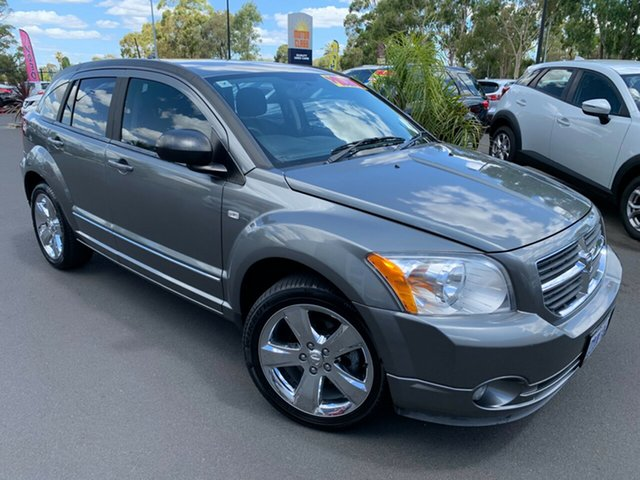 Used Dodge Caliber PM MY12 SXT Bunbury, 2012 Dodge Caliber PM MY12 SXT Grey 6 Speed Constant Variable Hatchback
