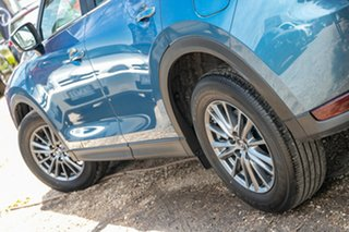 2019 Mazda CX-5 KF2W7A Maxx SKYACTIV-Drive FWD Blue 6 Speed Sports Automatic Wagon