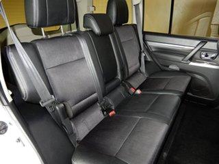 2013 Mitsubishi Pajero NW MY14 VR-X LWB (4x4) Silver 5 Speed Auto Sports Mode Wagon