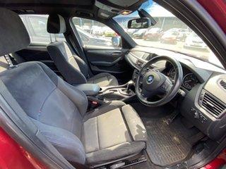 2011 BMW X1 E84 MY11.5 sDrive20d Steptronic Vermillion Red 6 Speed Sports Automatic Wagon