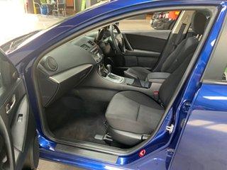 2009 Mazda 3 BK MY08 Neo Sport Blue 4 Speed Auto Activematic Sedan
