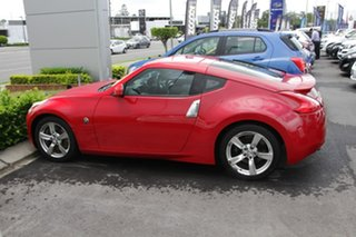2009 Nissan 370Z Z34 Red 7 Speed Sports Automatic Coupe