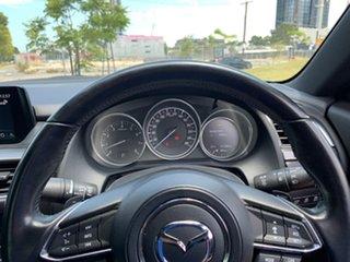 2016 Mazda 6 GL1031 Atenza SKYACTIV-Drive Grey 6 Speed Sports Automatic Sedan