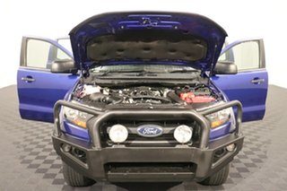 2016 Ford Ranger PX MkII XL Blue 6 speed Automatic Utility